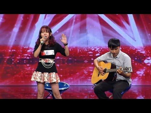 Thí sinh Việt-Hàn Phan Hân - Vietnam's Got Talent 2016 - TẬP 8