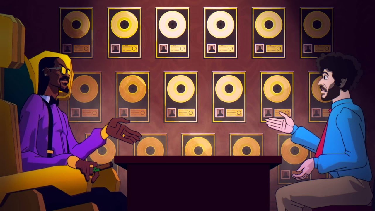 Lil Dicky – Professional Rapper (feat. Snoop Dogg) (Video)