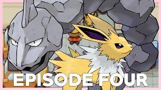 Pokémon BLAZED GLAZED FITLOCKE w/ Nappy - Ep 4 First Gym Jitters by King Nappy
