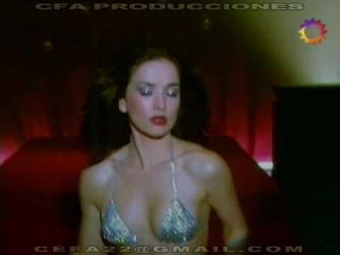Striptease de Natalia Oreiro