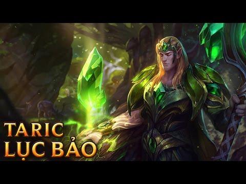 Taric Lục Bảo - Emerald Taric