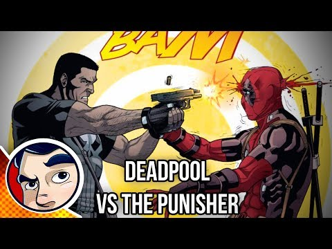Deadpool Vs Punisher - Complete Story