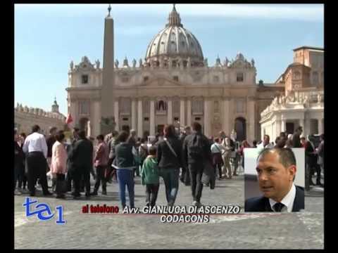 ROMA MENO TURISTI A PASQUA: EFFETTO BRUXELLES