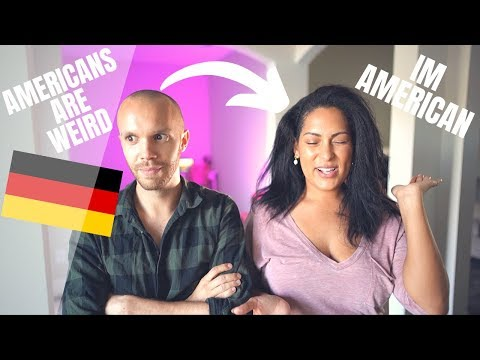 What Germans Think About America