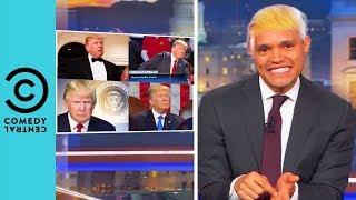 Video Trevor Noah's Spot On Donald Trump Impressions | The Daily Show MP3, 3GP, MP4, WEBM, AVI, FLV April 2018