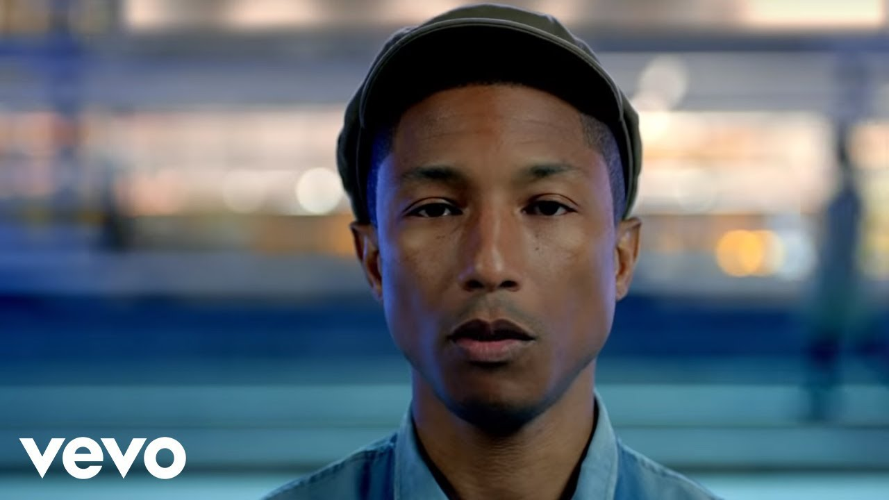 Watch: Pharrell Williams [Music Video] 'Freedom'
