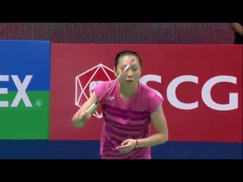 SCG Thailand Open 2017 | Badminton SF M2-