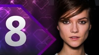 First Face - #8 Kasia Struss - Spring/Summer 2013 | Top 10 Models At Fashion Week | FashionTV