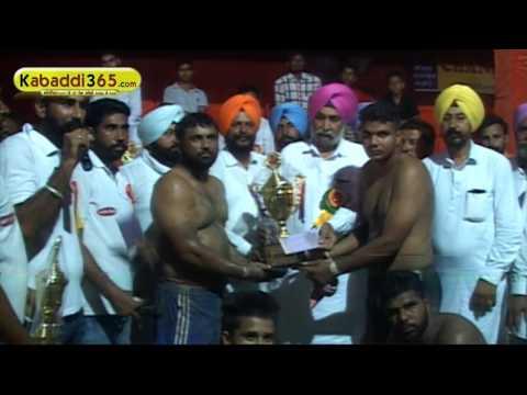 Bam (Mukatsar) Kabaddi Tournament 20 June 2016