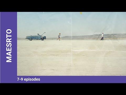 Maestro. Episodes 7-9. Russian TV Series. StarMedia. Adventure Drama. English Subtitles