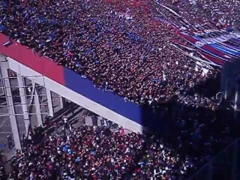 Video - HINCHADA DE SAN LORENZO DE ALMAGRO - Partido ante San Martín SJ - www.lacuerveriaweb.com.ar - La Gloriosa Butteler - San Lorenzo - Argentina
