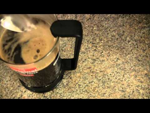 Bodum Brazil 8 cup French Press Coffee Maker review