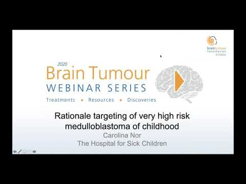 Why Increasing Chromosome Chaos to Target Very High Risk Medulloblastoma Will Improve Outcome