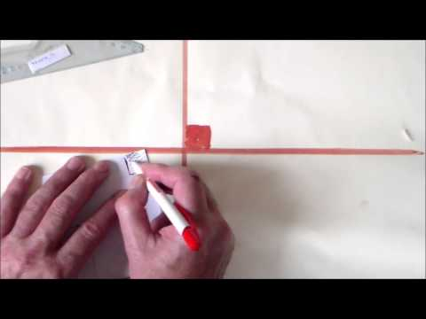comment construire une equerre en papier