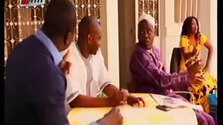 Supporters avec Kouthia - Modou Lo vs Eumeu Séne - Episode 3