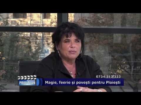Emisiunea Prim-Plan – 22 septembrie 2016 – Magie, feerie și povești, la Ploiești