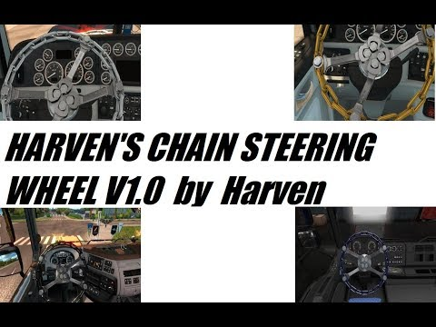 HARVEN'S CHAIN STEERING WHEEL v1.0