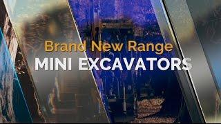 6. New C Series Mini Excavators | New Holland Agriculture