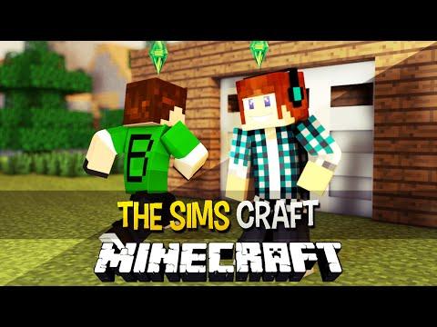 craft - Mais The Sims Craft Aqui:http://bit.ly/1rNPtCS Animação The Sims Craft - http://youtu.be/y1SBzsroGK4 ✖Twitter: https://twitter.com/AuthenticGames ✖Facebook: http://www.facebook.com/AuthenticG...