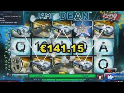 James Dean Slot - TOP Paying Symbols!