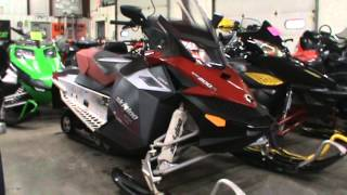 8. 2008 Ski-Doo GSX 800 Limited at Road Track and Trail