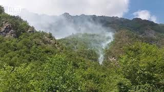 Požar u Jablanici (13.7.2017)