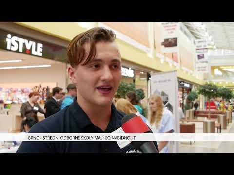 TV Brno 1: 26.1.2017 Střední odpborné školy mají co nabídnout.