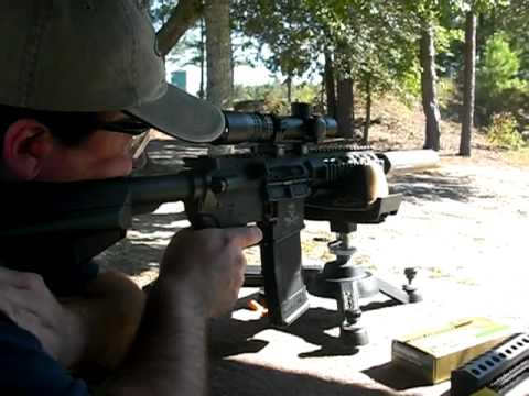 300 AAC Blackout Supressor Test