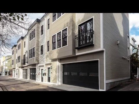 Gold Street, South Boston, Construction of 4 Luxury Townhouses