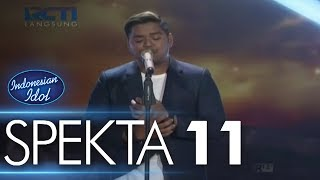 Video ABDUL - YOU ARE THE REASON (Calum Scott) - Spekta Show Top 5 - Indonesian Idol 2018 MP3, 3GP, MP4, WEBM, AVI, FLV Maret 2018