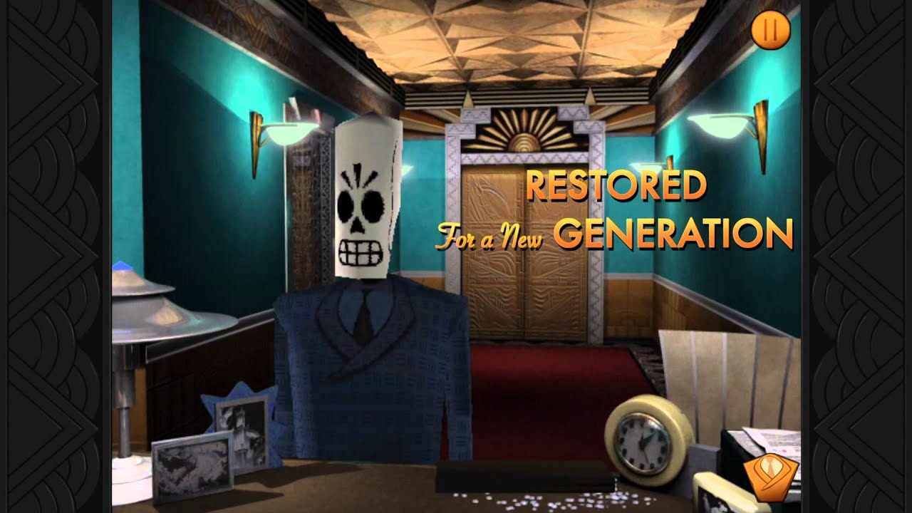 TouchArcade Game of the Week: 'Grim Fandango Remastered'
