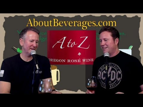 A to Z Winery Pinot Noir Rose