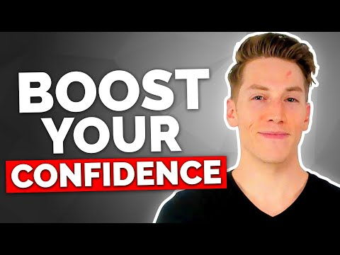 5 Ways To Increase Confidence, Assertiveness & Energy