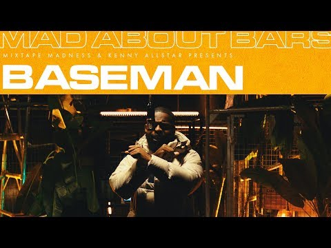 Baseman – Mad About Bars w/ Kenny Allstar [S4.E3] | @MixtapeMadness