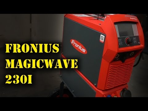 TFS: Fronius Magicwave 230i