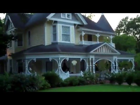 Edgefield,SC Part 3 of the historic city. Summer 2011. (видео)