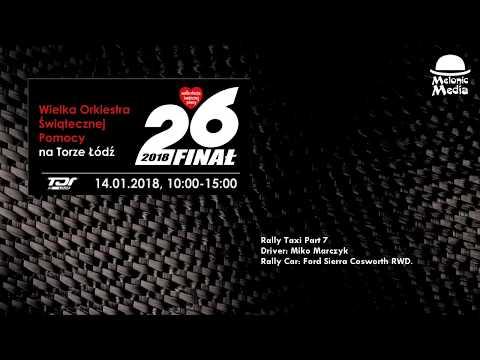 26. Finał WOŚP na Torze Łódź. Rally Taxi z Miko Marczykiem. Przejazd 1 on-board.