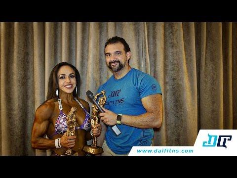 Entrevista IFBB Pro Yvonne Wigueras
