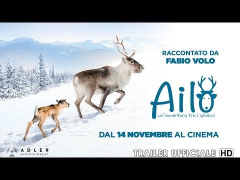 Preview Trailer Ailo - Un'avventura tra i ghiacci, trailer ufficiale italiano