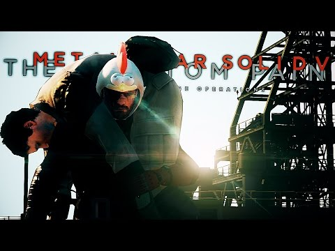 metal gear solid v! momenti funny! [1080p60fps]