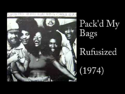 Tekst piosenki Chaka Khan - Packed My Bags po polsku