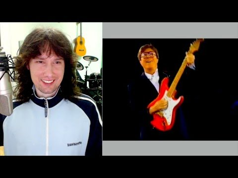 British guitarist reacts to Hank Marvin's MELODIC appreciation of a classic!