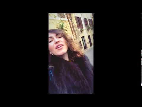 Videomessaggio – SERENA BRANCALE – Musica Intorno