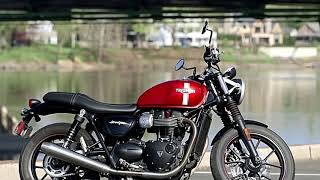 10. New TRIUMPH Bonneville T100 New Models 2018