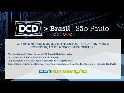 Oportunidades de Investimentos e Desafios para a Construção de Novos Data Centers