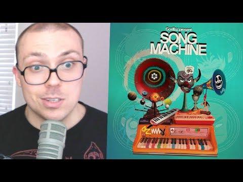 "Gorillaz - ""Momentary Bliss"" ft. slowthai & Slaves TRACK REVIEW"