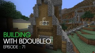 Minecraft Building with BdoubleO - Episode 71 - BdoubleO's Family Jewels!
