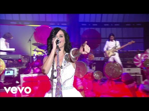 Hot N Cold (Live on Letterman)