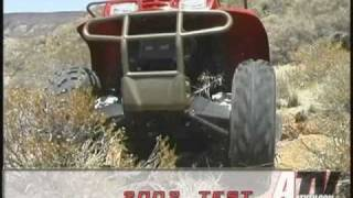 7. ATV Television - 2002 Kawasaki Prairie 360 Test