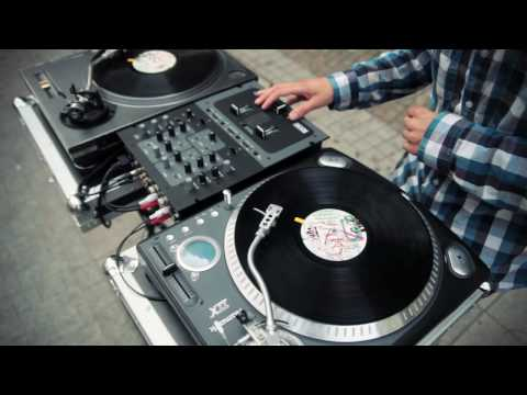 "DJ Czarny/Tas – ""Passion, music, hip-hop"""